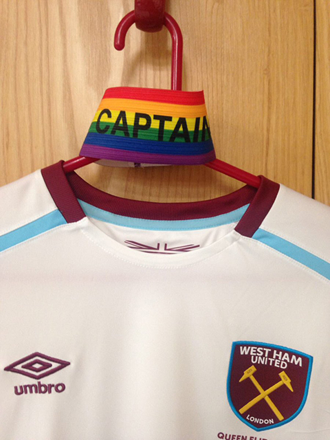 West Ham United - Rainbow Laces kampány