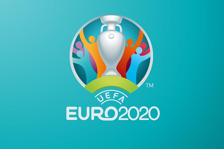 Az EURO 2020 logója