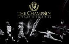 """""""The Champion, a bajnok benned él"""" kiállítás"""