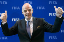 Döntött a FIFA: 48 csapatos lesz a foci-vb