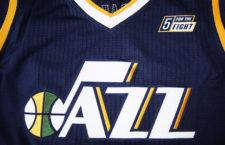 Jótékonysági szervezet logója kerül a Utah Jazz mezére