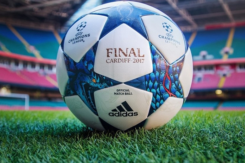 A 2017-es Bajnokok Ligája döntő hivatalos labdája
