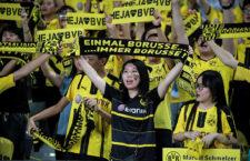 Az ázsiai szurkolók körében népszerű a Bundesliga