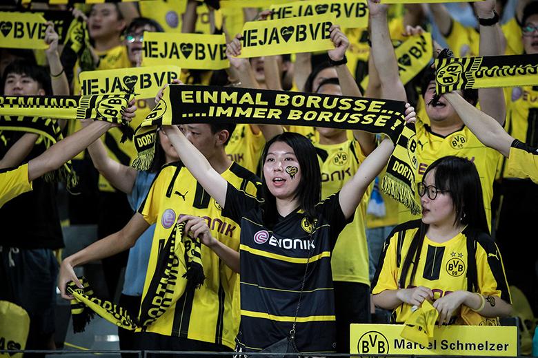 A Bundesliga és Kína – tiszta lappal tovább a szerelmi történetben