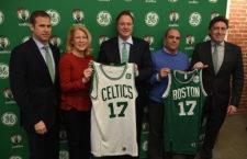 A Boston Celtics a harmadik NBA-klub, amelyik mezszponzort talált magának