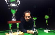 Interjú Csurgó Balázzsal, az első Magyar Snooker Gála egyik főszervezőjével