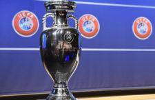 Az Európa-bajnoknak járó trófea