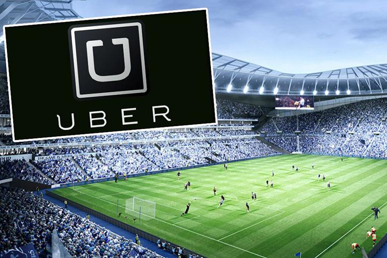 A szurkolói élmény növelésére fogott össze az Uber és az AEG