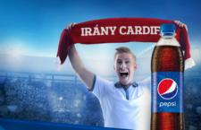 Interaktív Facebook reality a Pepsitől a BL-döntőre