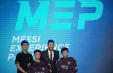 Messi saját tematikus vidámparkot nyit Kínában