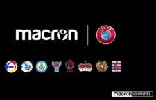 Mezekkel segíti a kis államokat az UEFA és a Macron