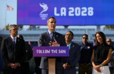 Eric Garcetti, Los Angeles polgármestere