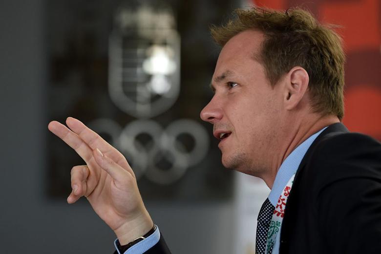 Interjú Kulcsár Krisztiánnal, a Magyar Olimpiai Bizottság elnökével