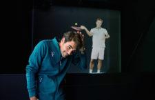 Kedvenc sportolóik hologramja igazíthatja útba a szurkolókat a stadionokban