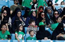 Ezentúl a nők is járhatnak sporteseményekre Szaúd-Arábiában