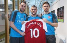 Az Arsenalé az első kriptovaluta szponzoráció a Premier League-ben