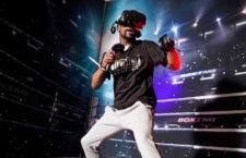 Floyd Mayweather a ringben mutatja be a saját VR-alkalmazását