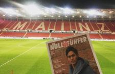 A csapat egyik legnépszerűbb játékosa a japán Yoshinori Muto – a klub legfrissebb kiadványában is ő szerepel a címlapon, de tartósan kiemelkedő teljesítményt kellene nyújtani ahhoz, hogy a Mainz a Távol-Keleten komolyabban is építeni tudjon rá [Fotó: FSV Mainz 05]