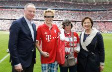 Okosszemüveggel nézhetik a meccseket a Bayern stadionban a halláskorlátozottak