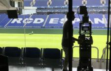 Barangolj az RCD Espanyol stadionjában a Google Street View segítségével