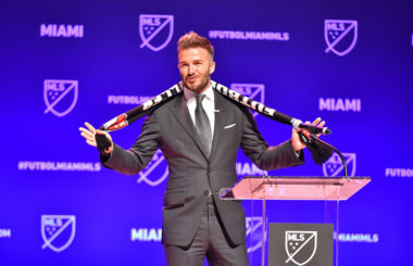 David Beckham MLS-csapatot alapít