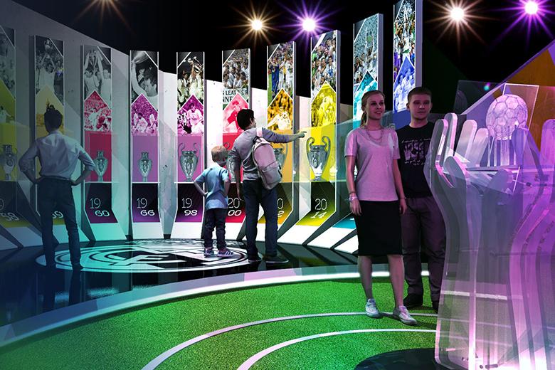 Ausztráliából indul a Real Madrid utazó élményközpontja
