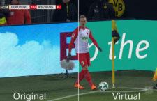 Szabad jelzést kaptak a virtuális hirdetések a Bundesligában