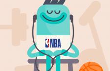 Meditációs alkalmazással kötött szerződést az NBA